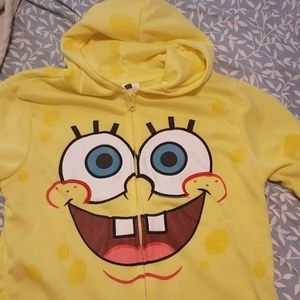 Other - Unisex Spongebob Hoody, sz Medium 10